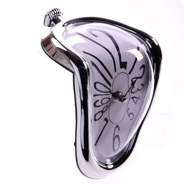 Melting-clock